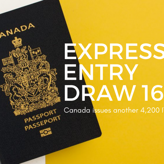Express Entry: Canada issues another 4,200 ITAs