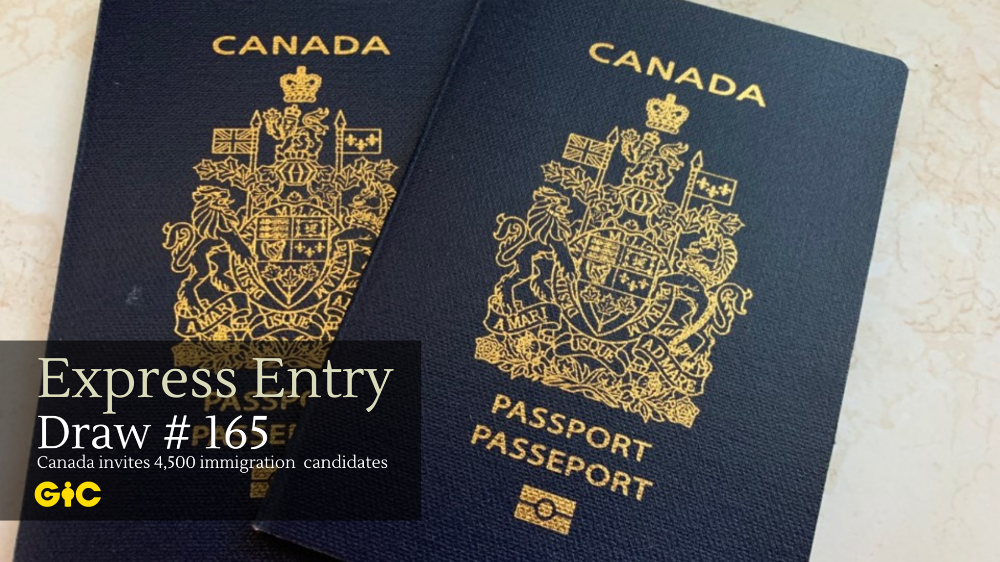 Express Entry Canada invites 4,500 to apply for permanent residence