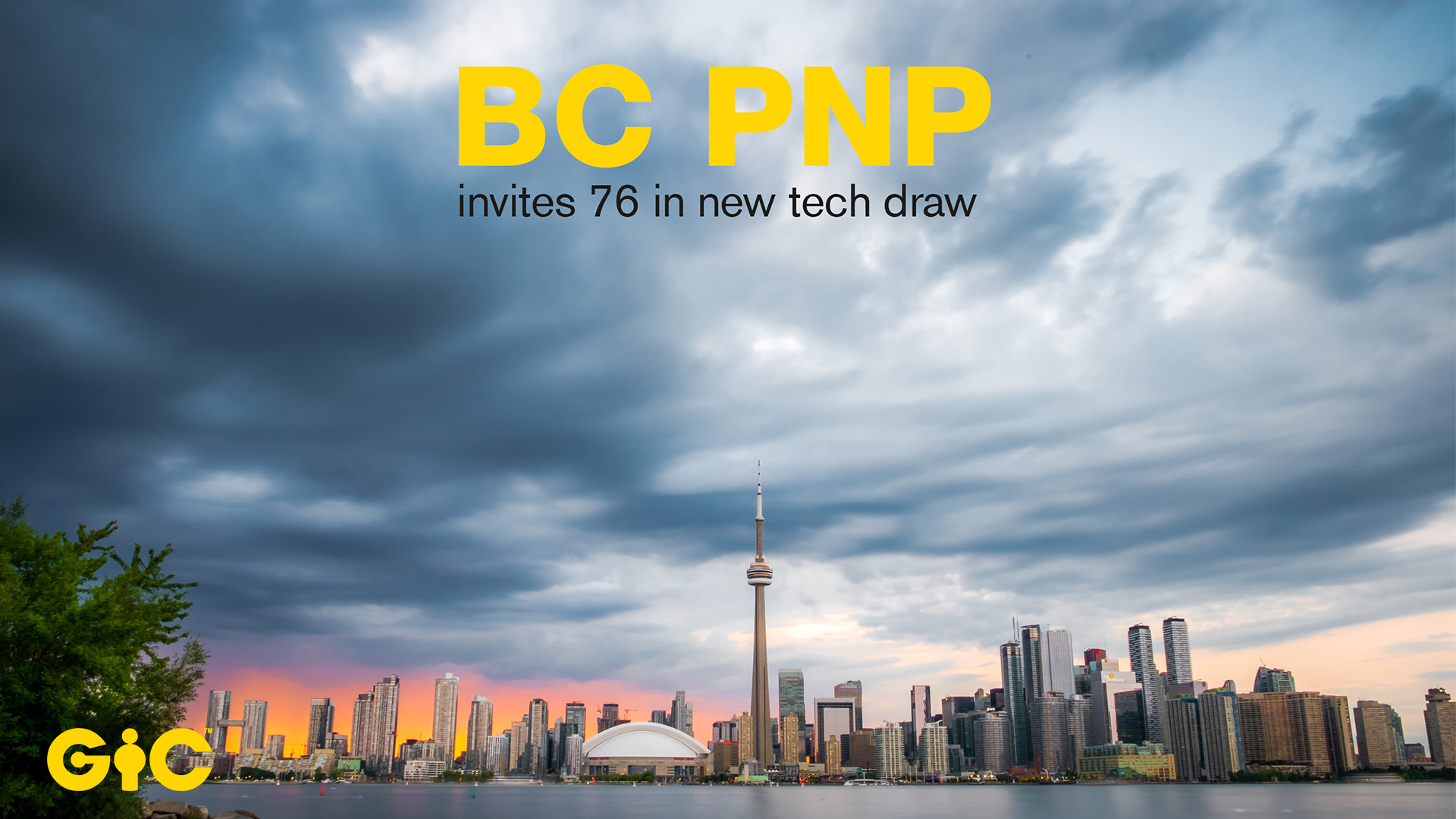 BC PNP invites 76 in new tech draw