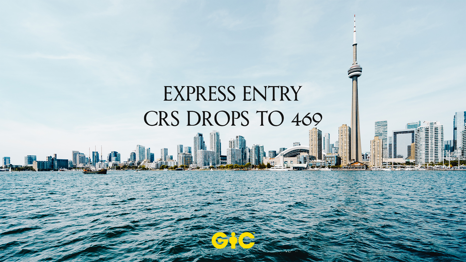 Express Entry CRS drops to 469
