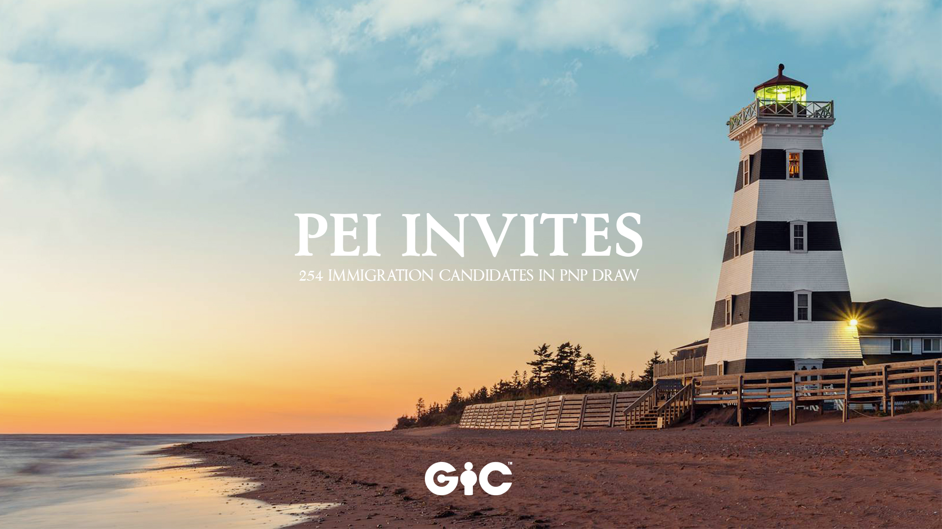 PEI invites 254 immigration candidates in PNP draw