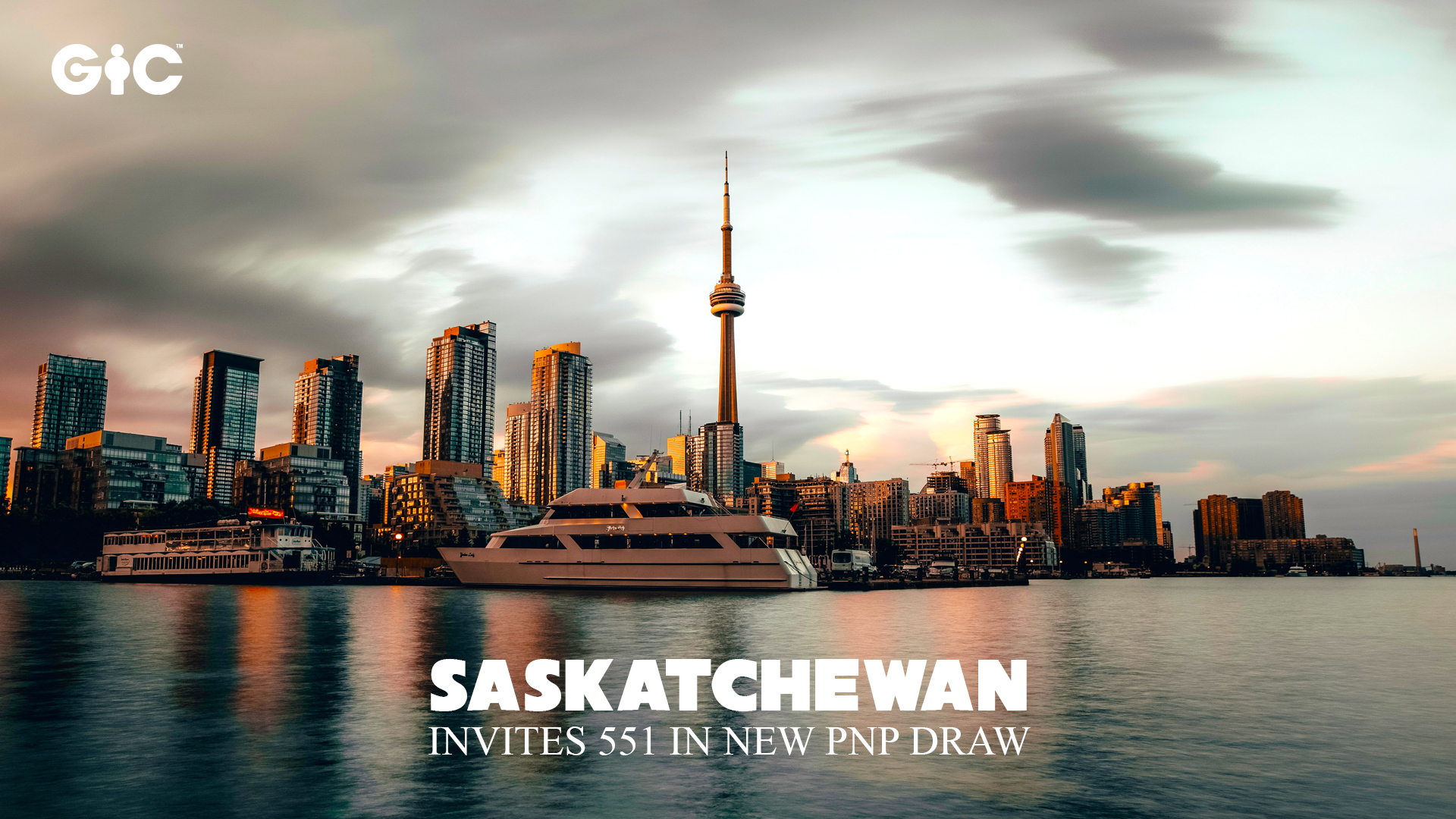 Saskatchewan invites 551 in new PNP draw