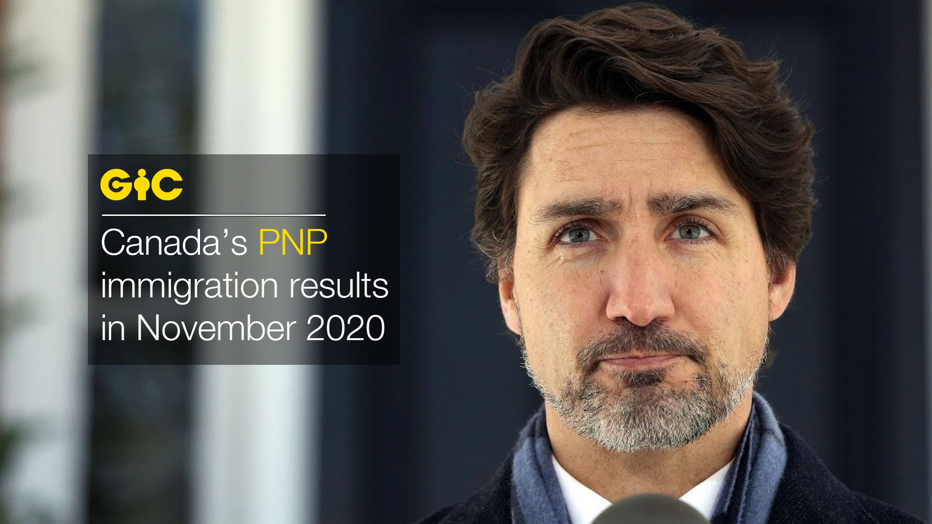 Canada's PNP immigration results in November 2020