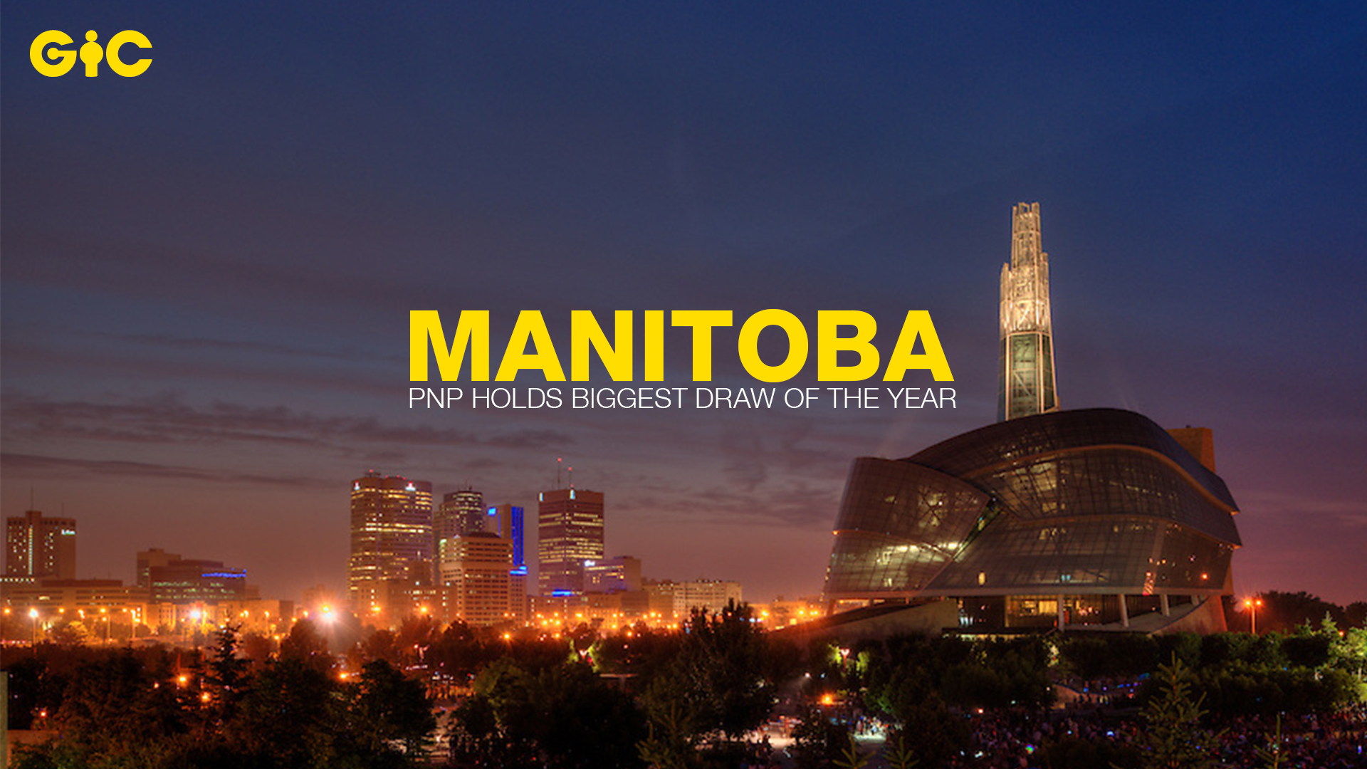 Manitoba PNP holds biggest draw of the year