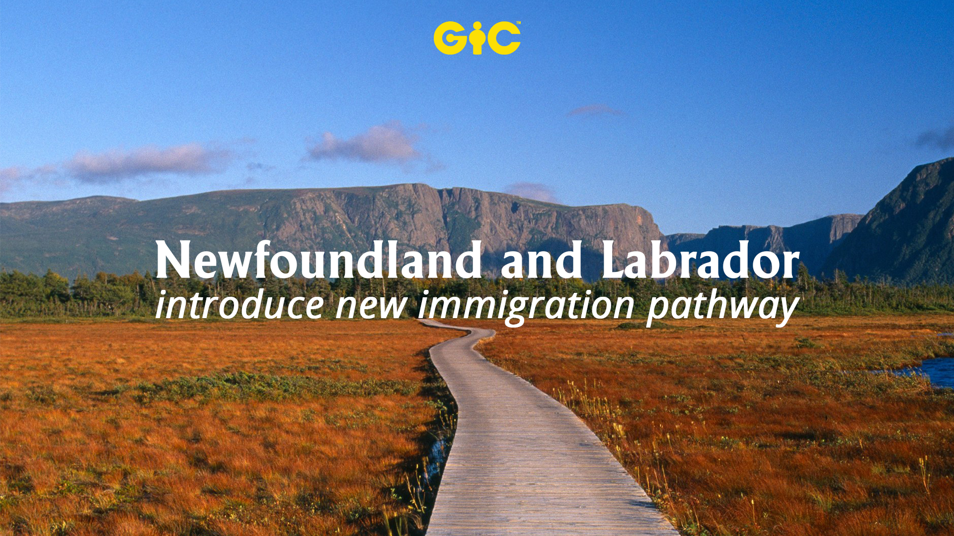 Newfoundland and Labrador introduce new immigration pathway