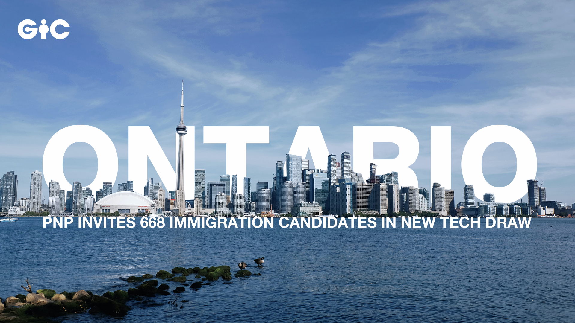 Ontario PNP invites 668 immigration candidates in new Tech Draw