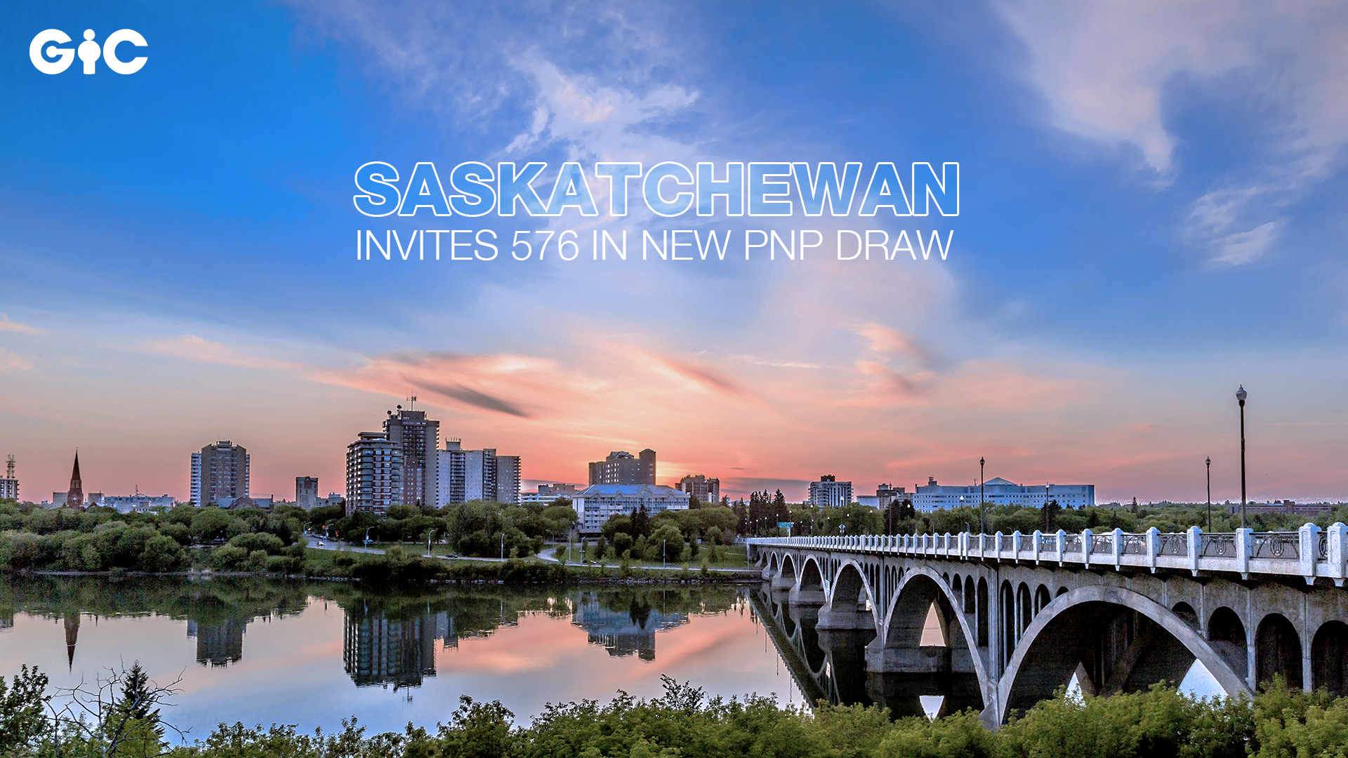 Saskatchewan invites 576 in new PNP draw