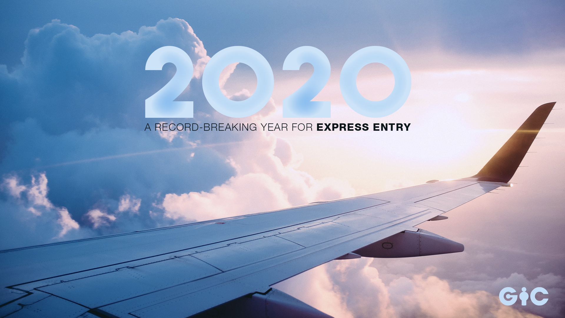 2020 a record-breaking year for Express Entry