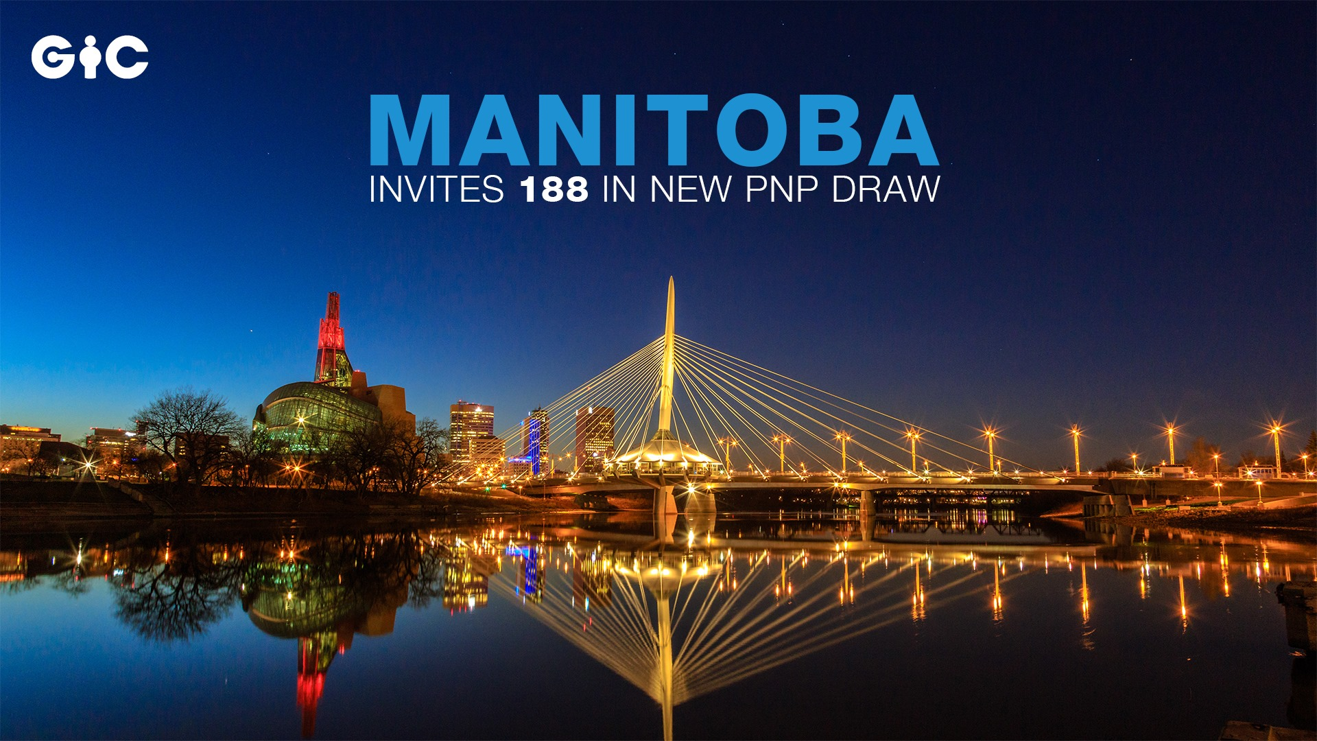 Manitoba invites 188 in new PNP draw