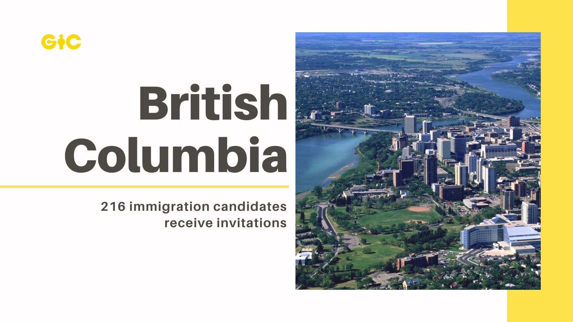 BC PNP 216 immigration candidates receive invitations