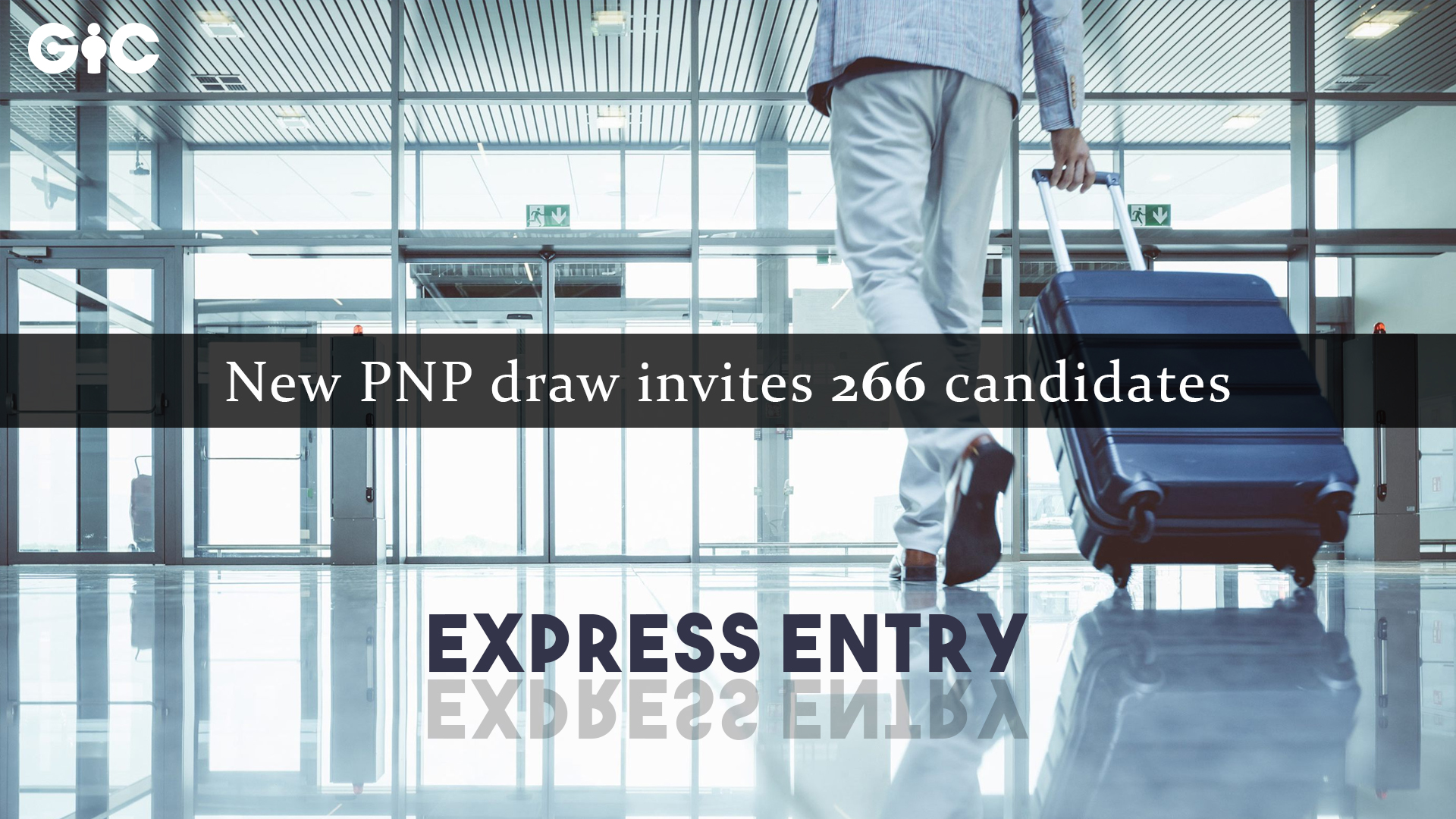 Express Entry New PNP draw invites 266 candidates