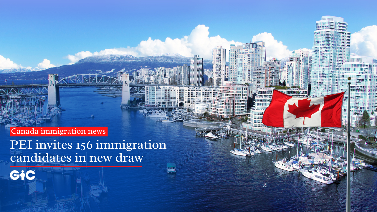 PEI invites 156 immigration candidates in new draw