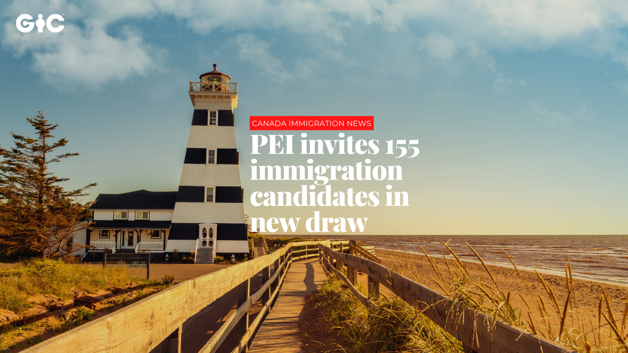 PEI invites 155 immigration candidates in new draw