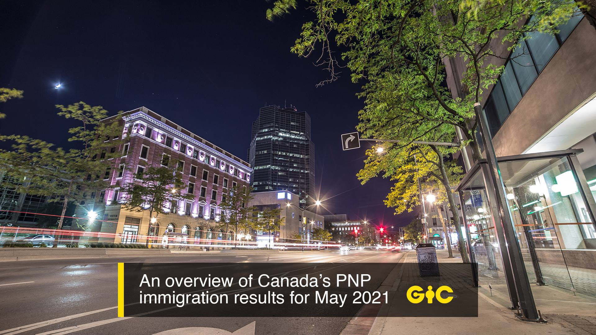An overview of Canada's PNP immigration results for May 2021