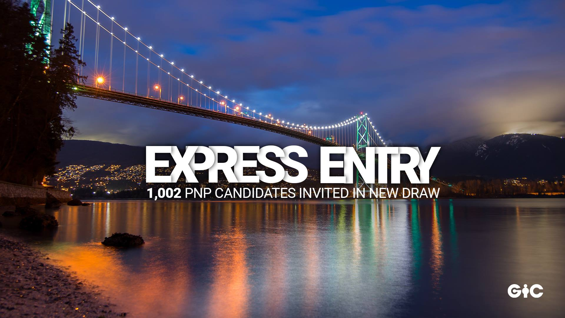 Express Entry 1,002 PNP candidates invited in new draw