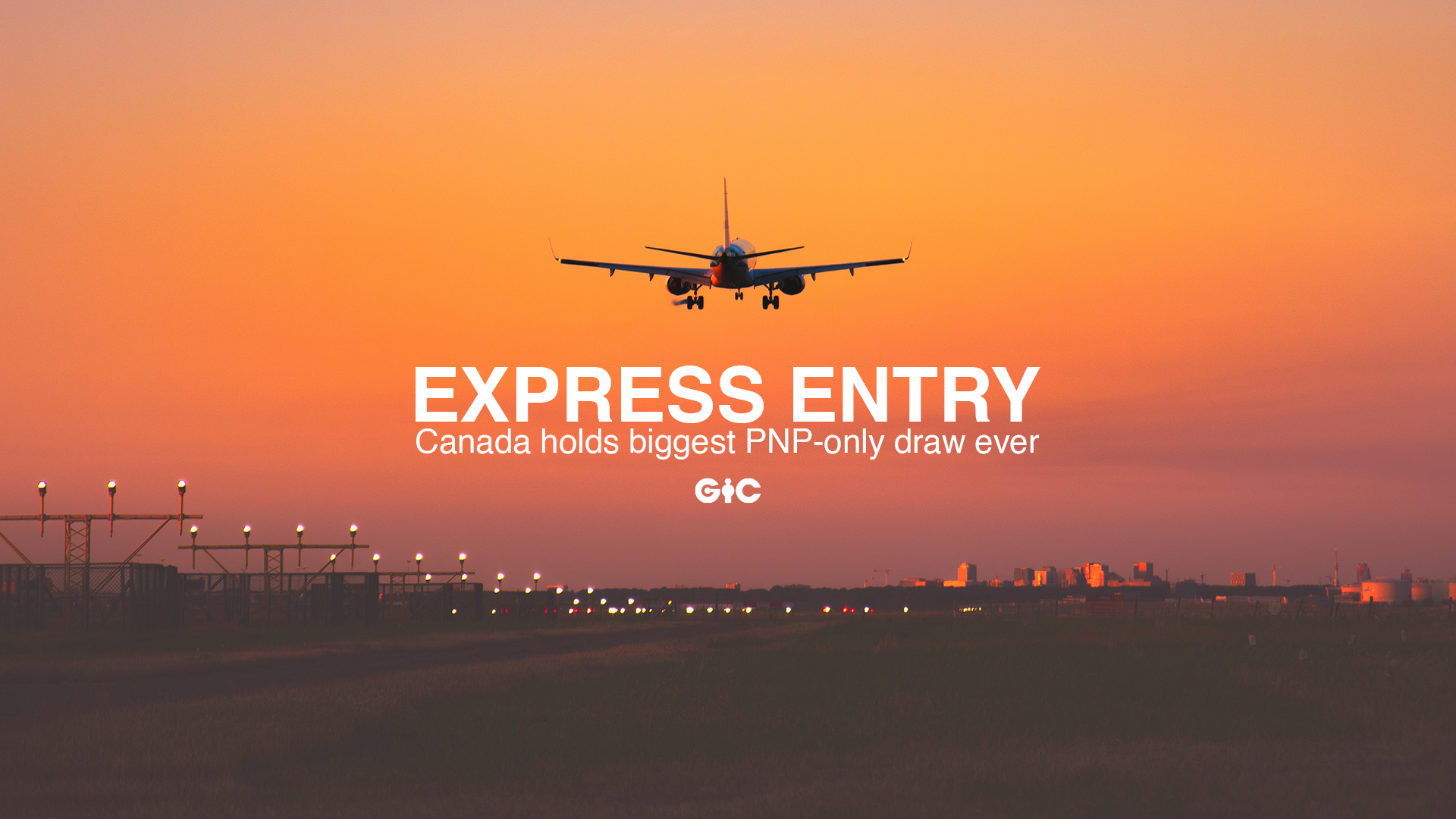 Express Entry Canada holds biggest PNP-only draw ever