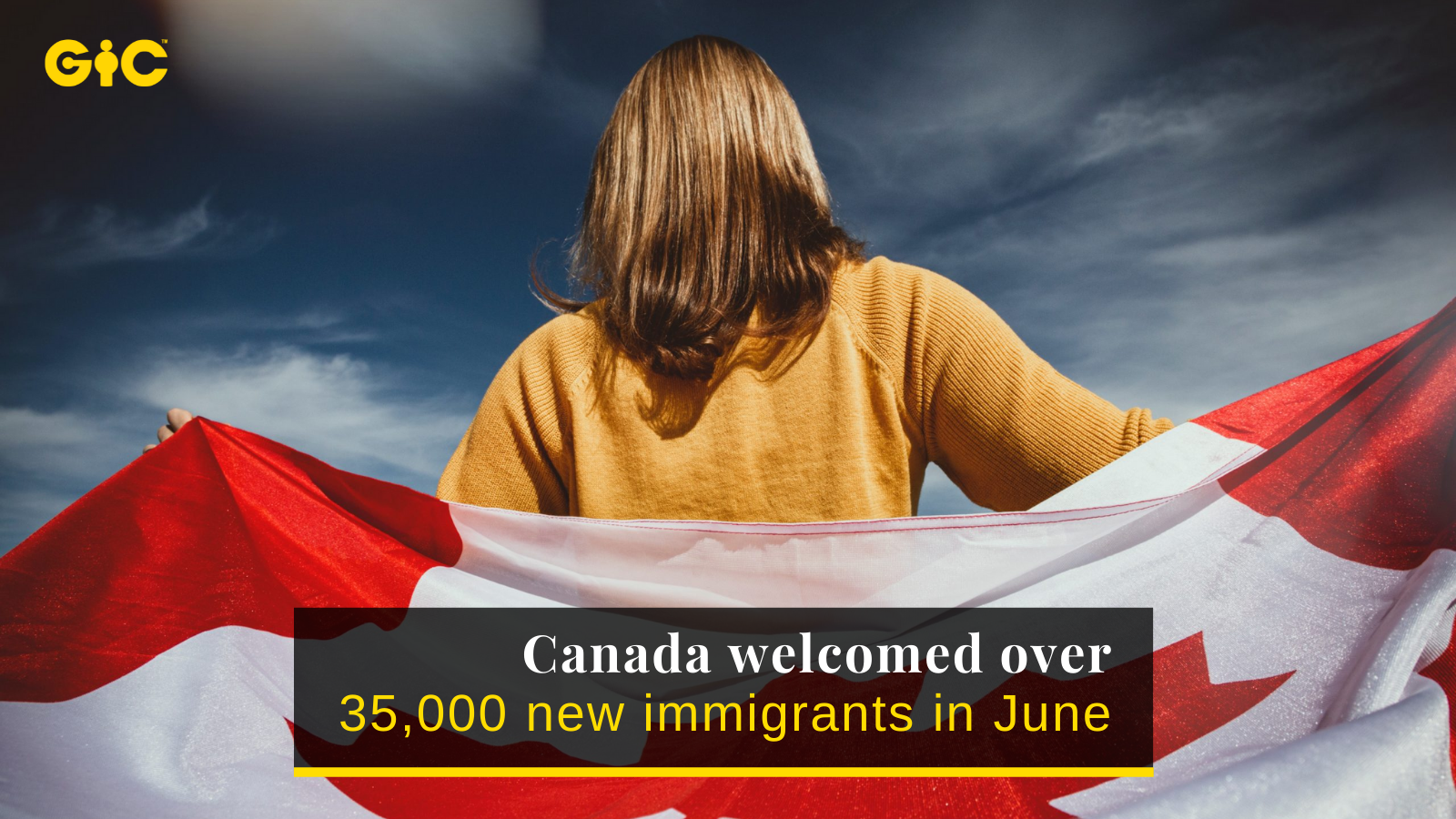 IRCC Canada welcomed over 35,000 new immigrants in June