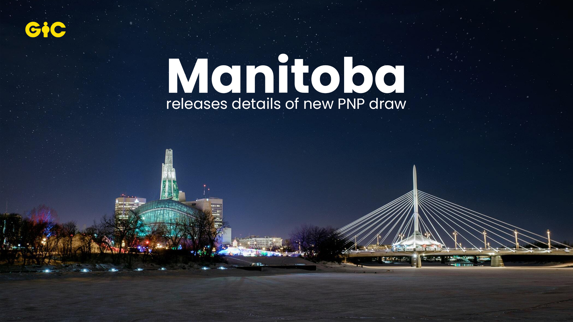 Manitoba releases details of new PNP draw