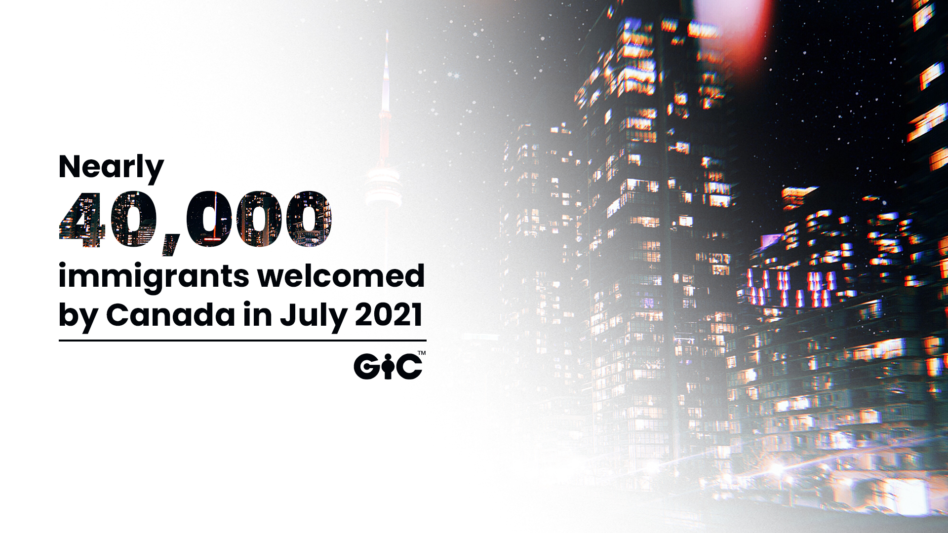 Nearly 40,000 immigrants welcomed by Canada in July 2021